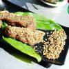 thịt dê nướng thảo mộc